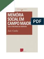 CUNHA_Memoria social en Campo Maior.pdf