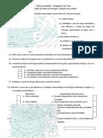 2. Geografia A 10 - Ficha de trabalho - Recursos hídricos 2