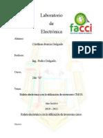 Ruleta electrónica con la utilización de inversores cmos (imprimir)
