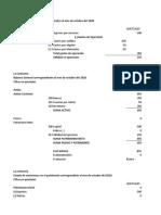 EJERCICIO 2-2 contabilidad