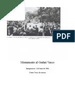 Monumento al Gudari Vasco