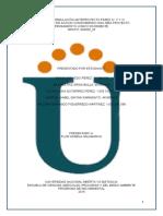 FASE IV- Formulación anteproyecto fases IV, V y VI