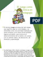 El juego como estrategia clínica en psicopedagogía