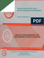 SEG7920 Casos práticos de IVA e novas regras de faturação 2