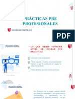 PPT.PRÁCTICAS PRE PROFESIONALE_V01