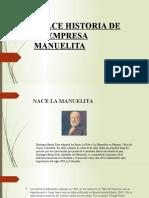 DULCE HISTORIA DE LA EMPRESA MANUELITA