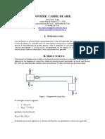 1. Informe laboratorio, Experimento Carril de aire..docx