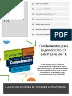 Fundamentos para la generación de estrategias de TI.pptx