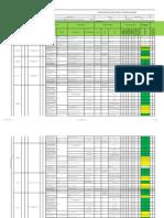 Matriz Identificación de Peligros y Valoración de Riesgos GTC 45
