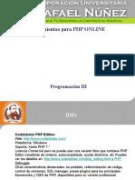 Herramientas PHP ONLINE (1)