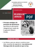 PPT - CLASE 9 - INFLUENCIA SOCIAL Y LIDERAZGO.pdf