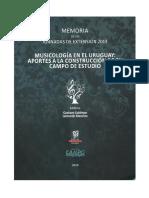Musicologia Uruguaya e Investigacion Bar