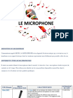 LE MICROPHONE (MICRO)
