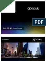 Apresentação GONOW - Visao Geral