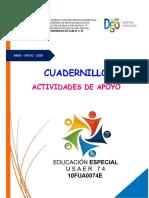 CUADERNILLO ACTIVIDADES DE APOYO USAER 74.pdf