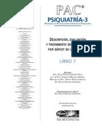 Descripción, evaluación y tratamiento del TDAH