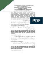 200 Soal Jawab Berkenaan Akidah Islam