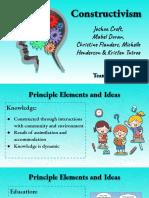 presentation- constructivism