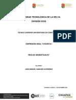 CONSTRUCCIÓN C – A1 U1 – JOSE MANUEL SANCHEZ GUTIERREZ