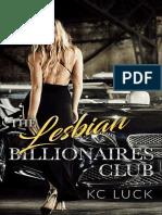 KCL TLBC # 1 El Club de Lesbianas Multimillonarias