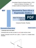 aula 15  gd - 2015-1