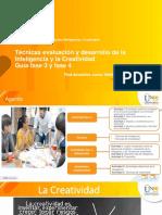 2 web del curso inteligencia y Creatividad