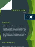DIGITAL FILTERS case study