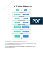 APA vs MLAnotes.docx