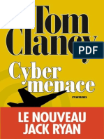 16-Tom Clancy - Cybermenace
