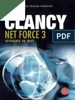 Tom Clancy - [Net Force 3] Attaques de Nuit