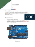 Installing Arduino IDE 45