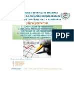 1.13-14 Clasif Mecanica y tec del PRESUPUESTO II XXX