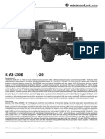 KrAZ 255 Instructions..