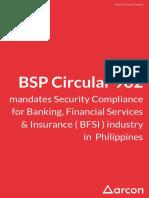 BSP-Circular-982- Philippines