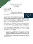 20110204 Letter Judge Wolfson