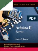 Arduino II Systems 2019 eBook