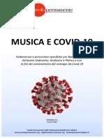 Musica e Covid