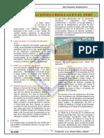 SESIÓN N° 07 CONSPIRACIONES CRIOLLAS EN EL PERÚ 3° - IIIB
