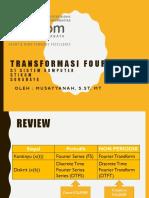 TRANSFORMASI_FOURIER