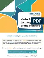 Verbs followed by gerund or infinitive.ppt