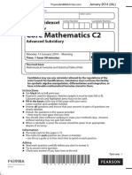 January 2014 (IAL) QP - C2 Edexcel.pdf
