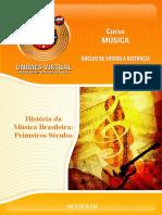 História da Música Brasileira_Primeiros Séculos-1 ;.doc