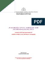 ABNT - PUC Minas