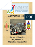 ABHO 2013 - Samir Gerges -  Call Centers