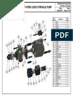 Repair kit TXV 40 to 120 pump