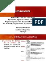 CLASE 3 HIDROLOGIA