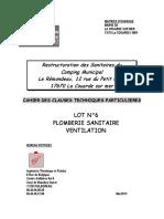 CCTP Lot 6 - Plomberie-sanitaire-ventilation - La Couarde sur Mer.pdf