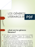 géneros literarios en literatura infantil