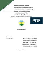 Diferencia Cooperativa y Sociedades (1)