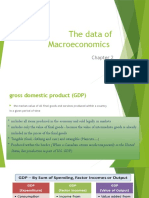 Chapter 2 - Data of Macroeconomics.pptx